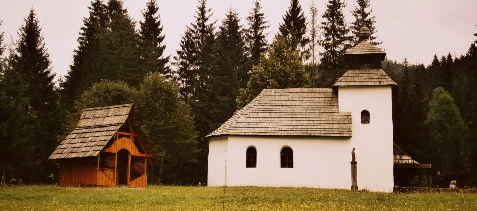 Najznámejšia stavba – Kaplnka Panny Márie